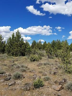 40 acres in Klamath County, Oregon