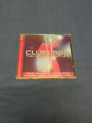 Various Artists - Clubland (Ride of Your Life, 2002)