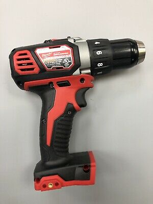 """New Milwaukee 2606-20 M18 Compact Cordless 1/2"""" Drill Driver (Bare Tool)"""