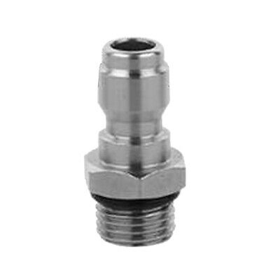 Quick Connect Coupler Adapter Car Clean Washing Pressure Washer Connector 4