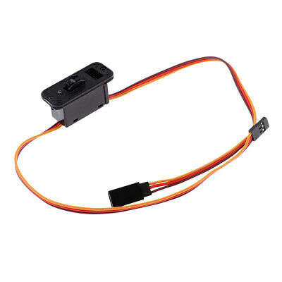 RC Drone Servo Connector JR Switch Harness w/ Charging Lead for RC Car Truck