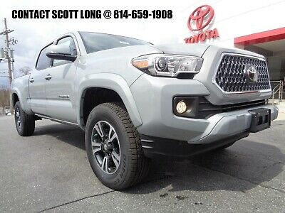 2019 Toyota Tacoma New 2019 Double Cab 4x4 3.5L 4WD TRD Sport