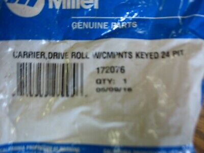 Miller #172076 Carrier, Drive Roll w/Components