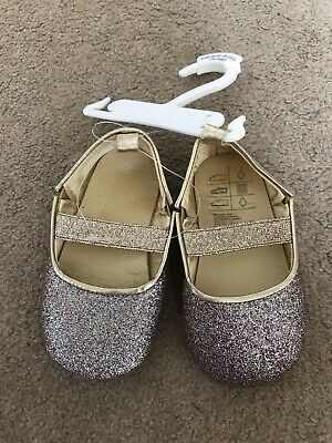 H&m Baby Girl Shoes