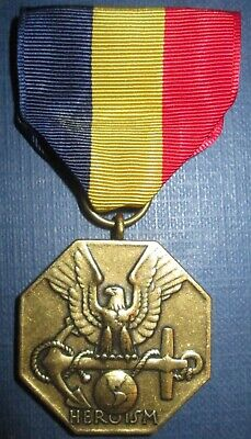 """Medaille US """"Navy and Marine Corps Medal"""""""
