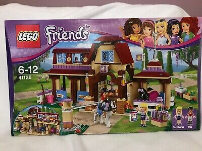 Lego Friends Heartlake Riding Club 41126 From The Official Argos