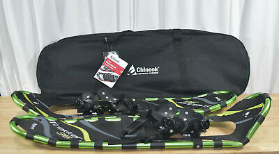 Chinook Technical Outdoor Trekker 36 Inch Snowshoes, 250-300 lb Recommended Load