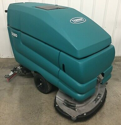 "Tennant 5680 32"" Disk Floor Scrubber.  FREE ADD-ON ITEM!!"