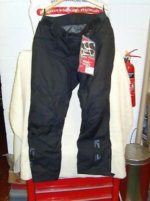 IXS Textile Tromso Motorcycle Armoured Trousers