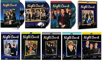 Night Court (1984-92) Complete TV Series Seasons 1-9 DVD Bundle BRAND NEW