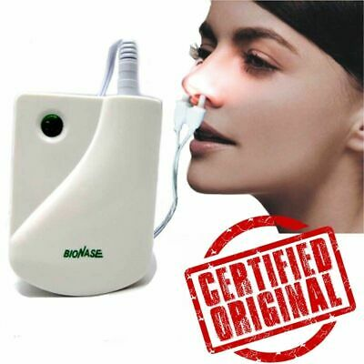 Frequency Pulse Laser Nose Rhinitis Sinusitis Cure Therapy Health Care Machine