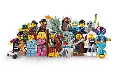 Lego Minifigures Serie 6 - 8827 - Figurines neuves au choix / New choose one