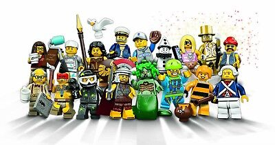 Lego Minifigures Serie 10 - 71001 - Figurines neuves au choix / New choose one