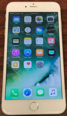 Apple iPhone 6 Plus 16GB Silver A1522 Factory Unlocked AT&T T-Mobile Verizon