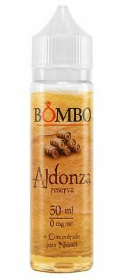 E-liquid BOMBO ALDONZA 50ML CONCENTRADO 0MG –