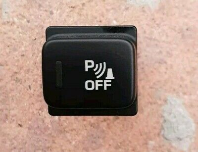 Citroen C4 Picasso Grand Picasso 06-13 Parking Distance Switch Off Button Sensor