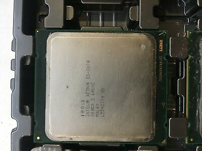 Intel Xeon E5-2670 SR0KX 2.60 Ghz 20 Mb 8-Core CPU Processor