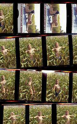 1 roll (15 negatives)  color medium format Kodak VPS film artistic nude