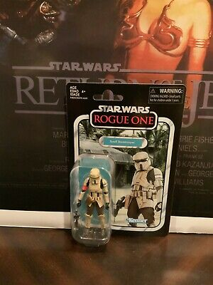 Star Wars The Vintage Collection Scarif Stormtrooper VC133 Unopened