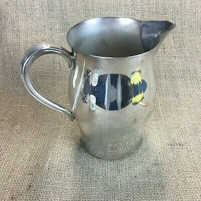 Paul Revere Reproduction Silverplate Pitcher 6 Cups