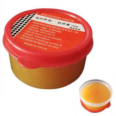 150g Rosin Soldering Flux Paste Solder Welding Grease PH7土0.3 for Phone PCB O8H8