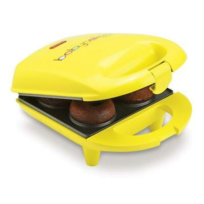 Non Stick Baked Donut Maker Mini Bakeware Rubber Feet Latching Handle New