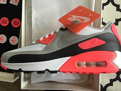 new arrival 1ac58 0921b Nike Air Max 90 V SP TZ Patch Infrared 746682-106 Nikelab Sold Out DS