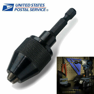 "1/4"" Keyless Chuck Conversion 