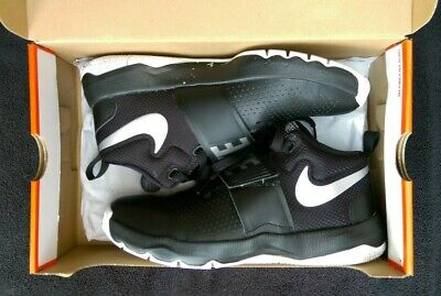 3786fdbb5df9 NIKE Brand MENS SIZE 7 Lace Up BLACK SNEAKERS - W  OG BOX - Basketball
