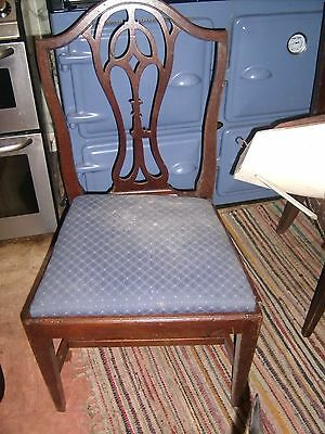 Antique Hepplewhite Stye Chair needing repair