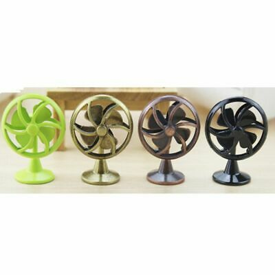 1:12 Dollhouse Miniature Mini Toy Fan Doll Furniture Families Collectible Gift