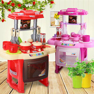 Girls/Kids Toy Gifts Mini Tableware Pretend Play Cooking Food Toys Miniatures