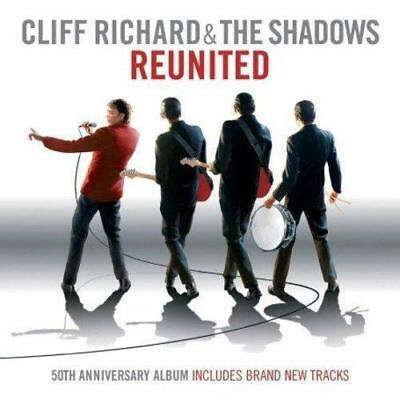Cliff Richard and The Shadows-Reunited  CD NEW and sealed