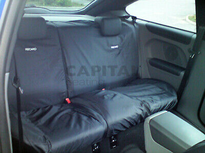 Tailored Protective RECARO Seat Cover - Ford Focus RS Mk2 REAR