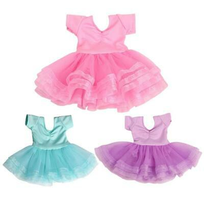 Clothes for 18 inch Girl Doll tutu ballet slippers Gifts Accesstories