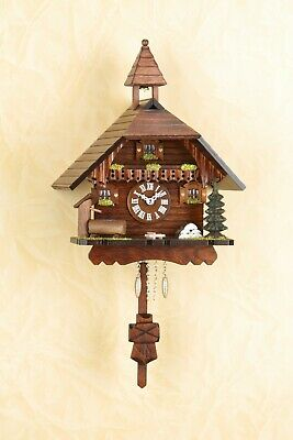 German Black Forest Cuckoo Clock Black Forest House Quartz movement cuckoo