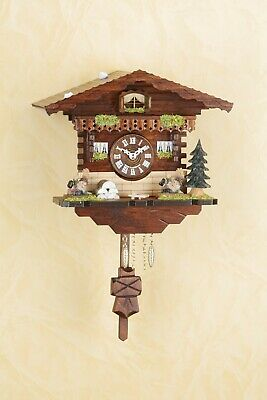German Black Forest Cuckoo Clock Swiss House Quartz movement cuckoo songs