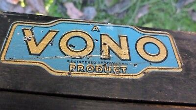 old vono bed