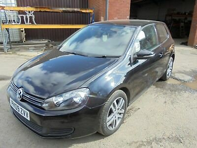 Volkswagen Golf 1.4 SE TSI 2009 unrecorded salvage drive away - reduced price