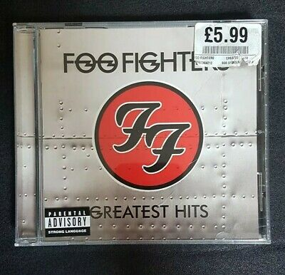 Foo fighters greatest hits - CD