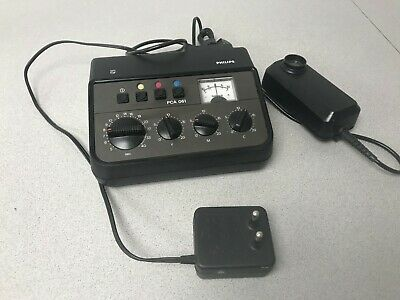 Phillips Colour Analyser PCA061 for Enlargers Photography darkroom