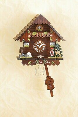 German Black Forest Cuckoo Clock Black Forest House Quartz movement cuckoo songs