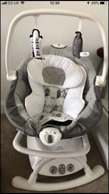 Joie Sansa 2 In 1 Baby Rocker - Purchased From Mamas And Papas.