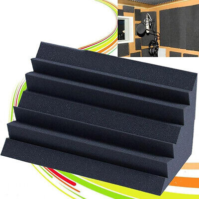 Soundproofing Foam Acoustic Bass Trap Corner Absorbers for Meeting Rooms Spirite