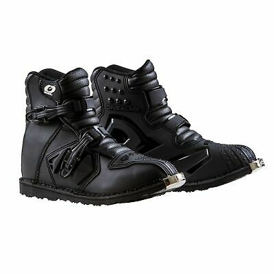 Oneal 2020 Rider Shorty ATV/UTV/MX Boots Black 0344-0
