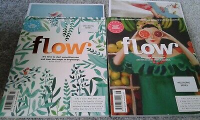 Flow magazines issues 27 and 28