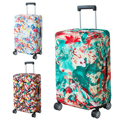 "22""- 28"" Luggage Cover Travel Trolley Suitcase Protector Elastic Dust-proof Bag"