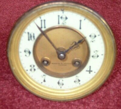 Marti clock movement with dial & bezel