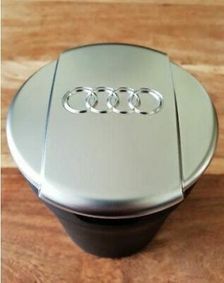 Audi Car Ashtray Garbage Coin Storage Cup Container Audi A4 A5 A7 Q3 Q5 Q7 A1 A3