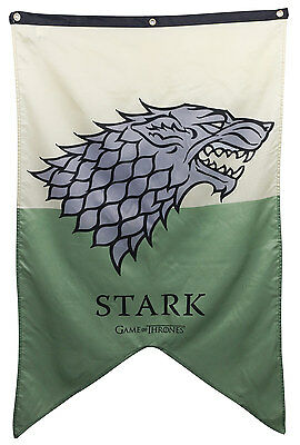 GAME OF THRONES – STARK HOUSE BANNER 30'x50' Inches OFFICIALLY LICENSED